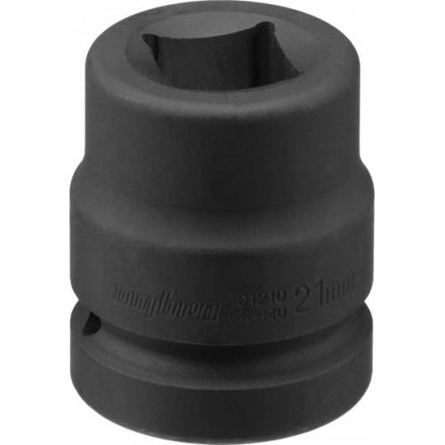 Головка торцевая ударная 101210 (4-гранная; 1''DR; 21 мм) для футорок Ombra 55578