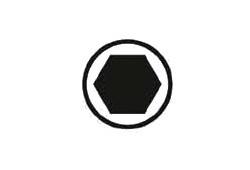Вставки-биты шестигранные (H)