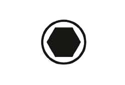 Биты шестигранные (HEX)