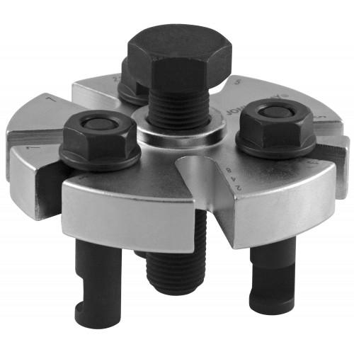 AI010100 JONNESWAY Съемник зубчатых колес валов ГРМ VAG диапазон захватов 50-95 мм