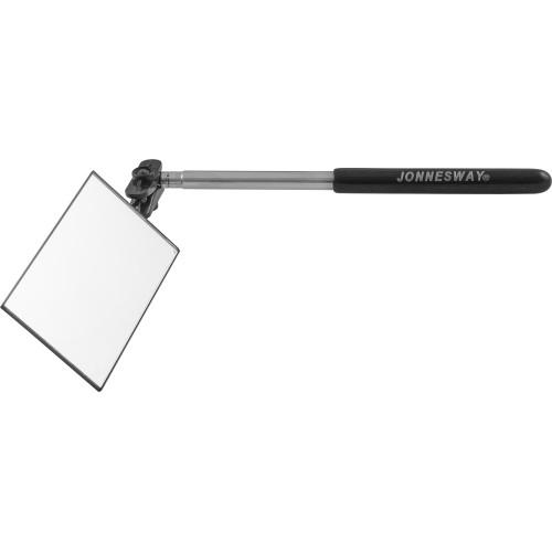 AG010033 JONNESWAY Телескопическое зеркало прямоугольное, 50х92 мм