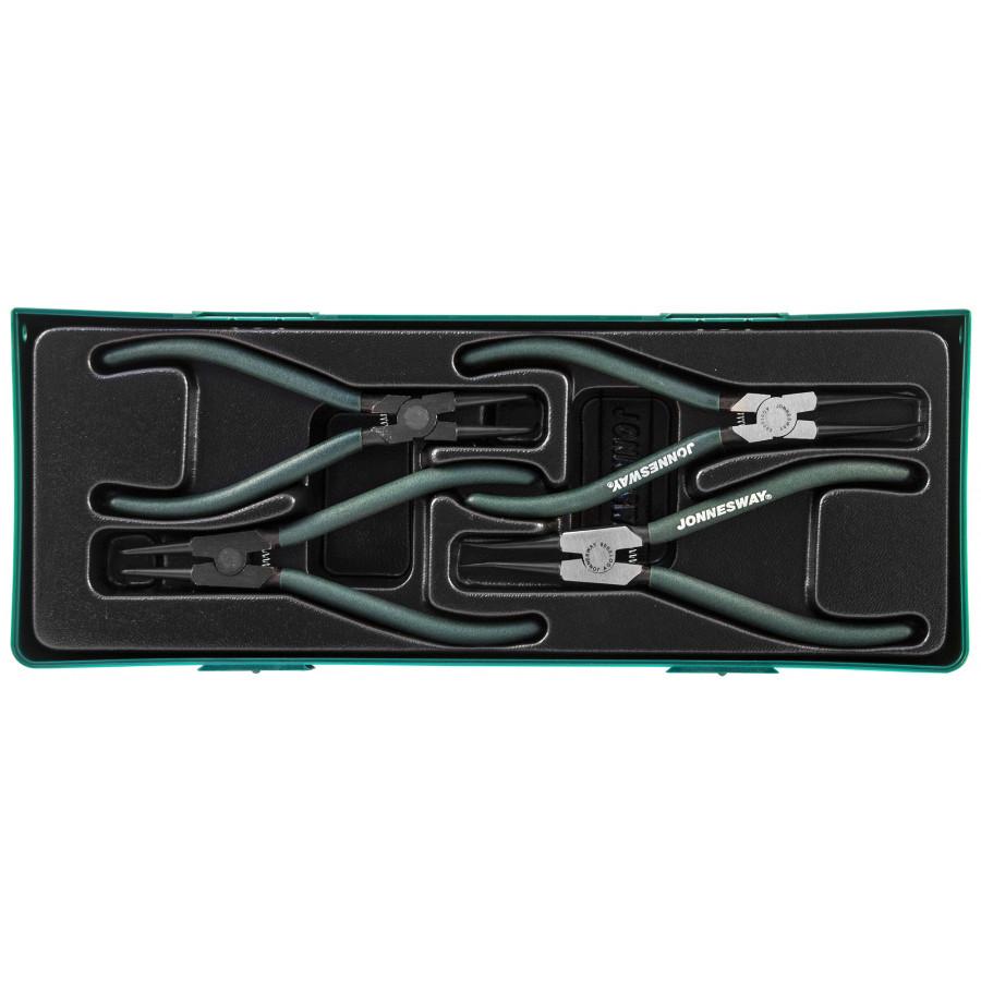 C-7DW146 JONNESWAY Тележка инструментальная 7-ми полочная с инструментом в ложементах, 147 предметов
