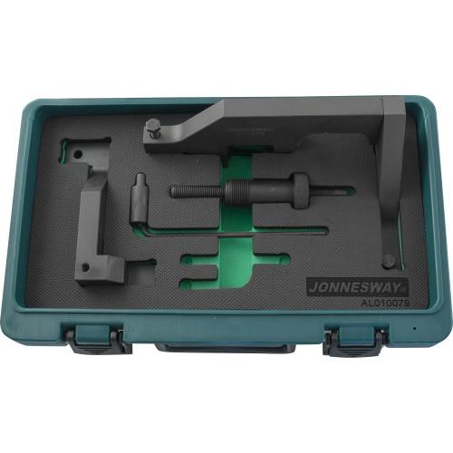 AL010079 JONNESWAY Набор приспособлений для обслуживания ГРМ двигателя BMW N12, MINI COOPER