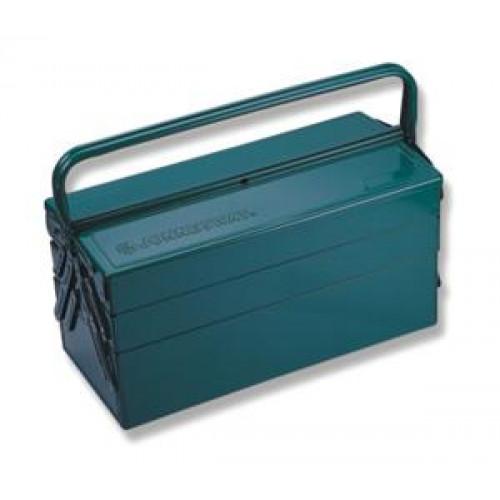 C-3DH2 JONNESWAY Портативный ящик для инструментов с 3 секциями: 470 х 220 х 350 мм