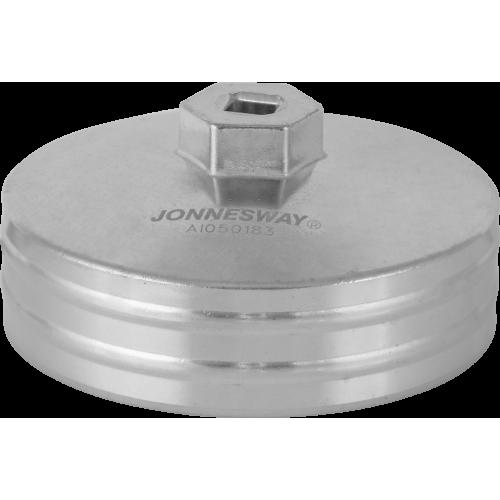 AI050183 JONNESWAY Специальная торцевая головка для демонтажа корпусных масляных фильтров дизельных двигателей VAG