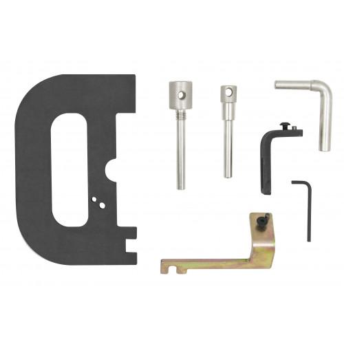 AL010190 JONNESWAY Набор приспособлений для установки фаз ГРМ двигателей RENAULT