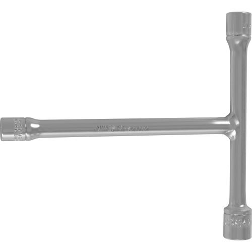S41H0812 JONNESWAY 3-х сторонняя Т-образная ручка с торцевыми головками 8, 10, 12 мм, 140-130 мм