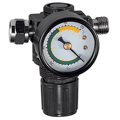 """ACC-608 JONNESWAY Регулятор воздуха с манометром для """"Краскопульта системы HVLP"""""""