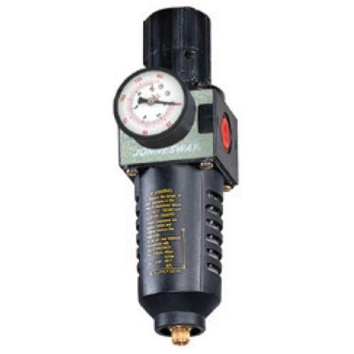 """JAZ-6715 JONNESWAY Фильтры (влагоотделители) с регулятором давления для пневмоинструмента, 3/8"""""""