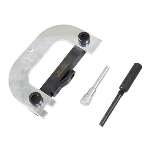 AL010180 JONNESWAY Набор приспособлений для фиксации распределительных и коленчатых валов двигателей RENAULT