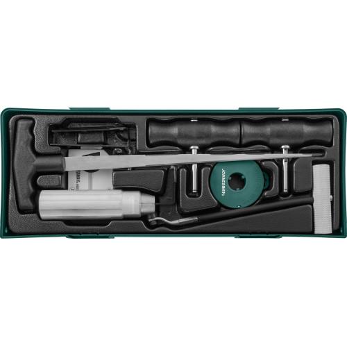 AB10001SP JONNESWAY Набор инструментов для демонтажа лобовых стекол (ложемент)