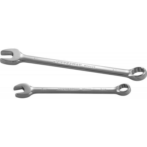 """W26430 JONNESWAY Ключ комбинированный 1-1/8"""" зеркальная полировка"""