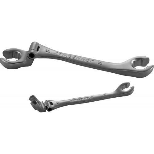 W24A12727 JONNESWAY Ключ гаечный разрезной с гибкой головкой, 27 мм