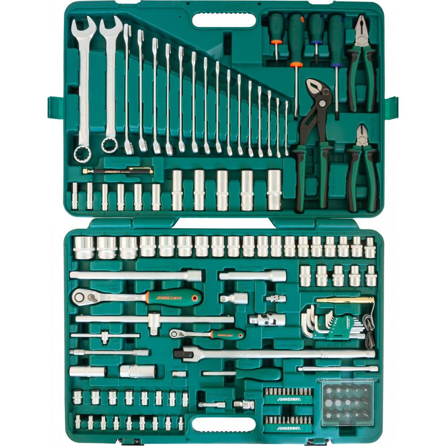 Набор инструментов S04H524142S JONNESWAY 142 предмета