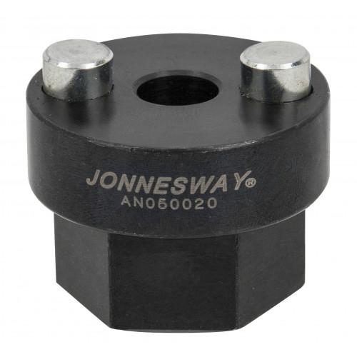 AN050020 JONNESWAY Радиусная торцевая головка для пальца рессоры передней подвески грузовых а/м VOLVO