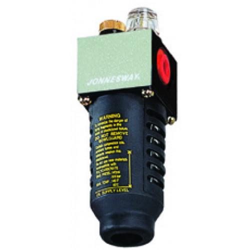 """JAZ-6712 JONNESWAY Смазочное устройство (лубрикатор) для пневмоинструмента 3/8"""""""