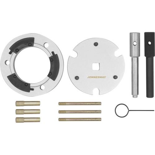 AL010179 JONNESWAY Набор приспособлений для установки фаз ГРМ дизельных двигателей FORD TDDI / TDCI