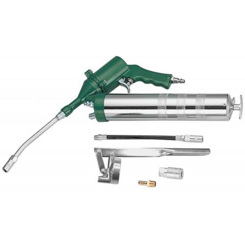 JAT-6004K JONNESWAY Пневматический нагнетатель консистентных смазок, 6 предметов