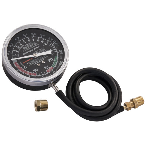 AR020019 JONNESWAY Вакуумметр для измерения давления топливной магистрали