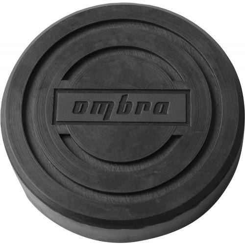 OHT1046 Ombra Опора резиновая обхватывающая для подкатных домкратов, Ø-120 мм, Н-28 мм