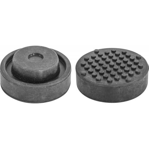 OHT1070 Ombra Опора резиновая для подкатных домкратов, D-72 мм, Н-32 мм
