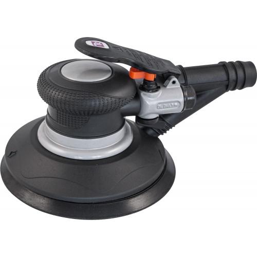 AOS6105 Thorvik Машинка шлифовальная пневматическая орбитальная с пылеотводом 10500 об/мин.,  150 мм